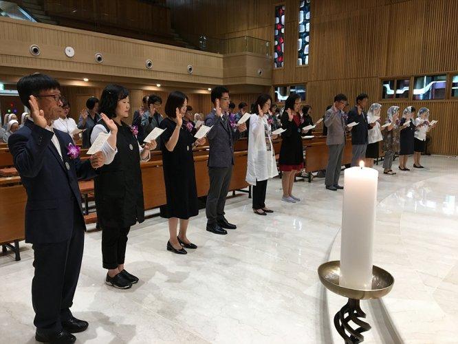 20180915_성 빈센트 자비의 협력자회 4기 메달수여 미사