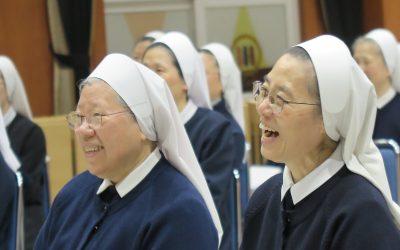 2020.02.13_베아트릭스 총장수녀님의 축일을 맞아 공동체와 기쁨을 나누었습니다.
