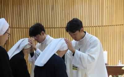 2019.12.10~11_새 사제들 미사집전 모습입니다.