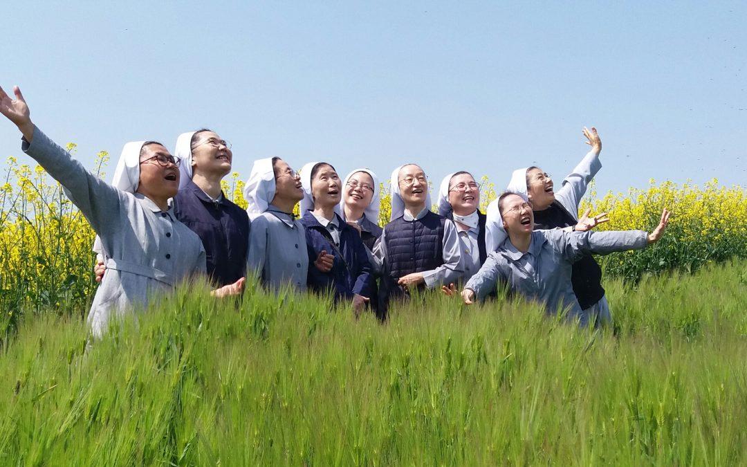 2020.03.23_수녀원의 봄풍경입니다.
