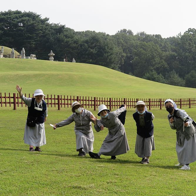 2020.09_노년기 수녀님들의 가을 나들이